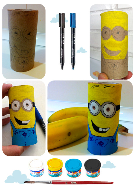 minions rollos papel t mperas cart n archives planes
